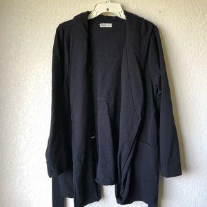 Very nice maternity dress jacket - black- size L